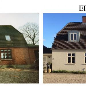Renovering Af Hus På Landet
